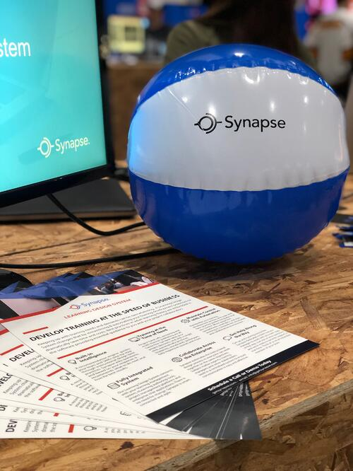 Synapse Conference Swag